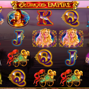 Glorious Empire Slot – Neu von NextGen Gaming