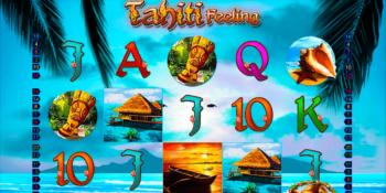 Tahiti Feeling Spielautomat von Merkur