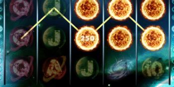 Auf die Sterne schießen mit dem neuen Slot von Novoline