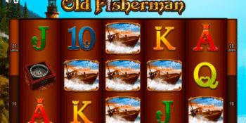 Old Fisherman Spielautomat von Bally Wulff