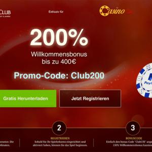 27.000 Euro Jackpot Gewinn im CasinoClub
