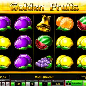 Golden Fruits von Lionline