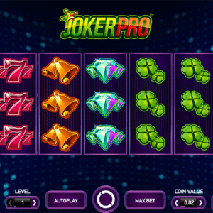 Joker Pro Jackpot Spielautomat