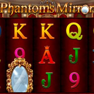 Phantom's Mirror Spielautomat von Bally Wulff