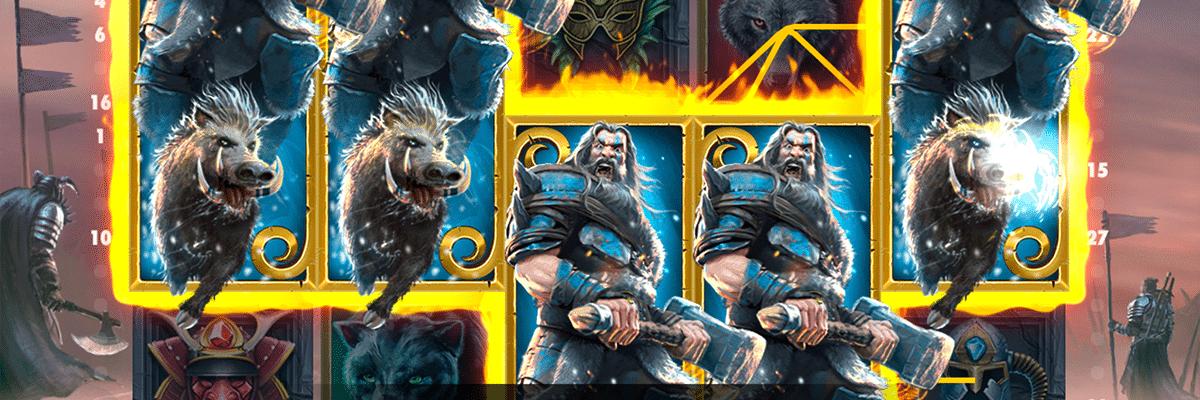 Warlords Crystal – Slot Automat aus dem Hause Net Entertainment