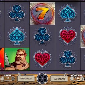 NetEnt entführt die Spieler auf eine wilde Fahrt mit dem Wild Wild West Slot