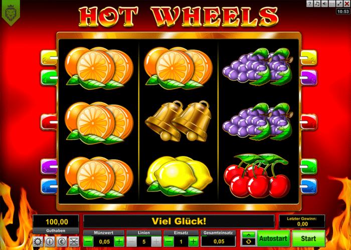 Hot Wheels von Lionline (Löwen Play)