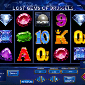 Pragmatic Play Lost Gems of Brussels